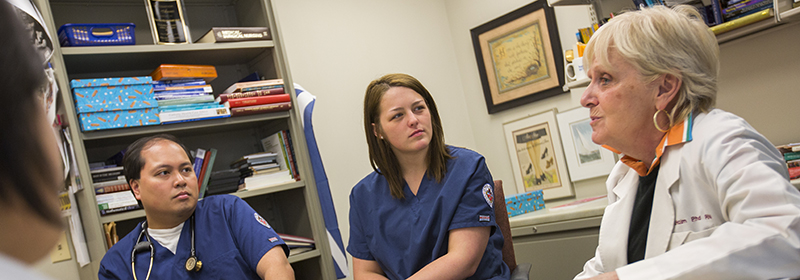 DePaul Nursing - A Tradition of Excellence in Research